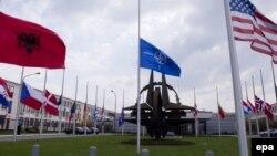 NATO-nun Brüsseldə baş qərargahı.