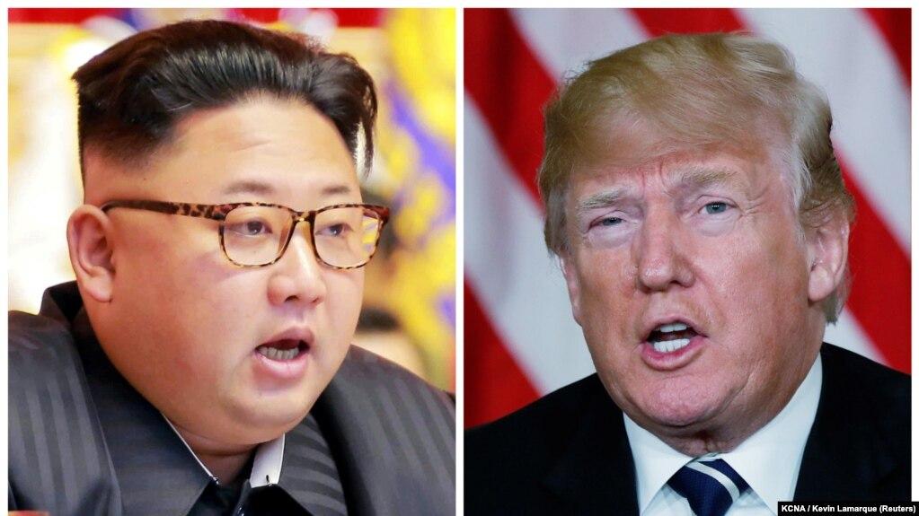 Трамп: встреча с Кимом может быть отложена