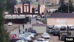Grozny, qyteti ku ka ndodhur sulmi