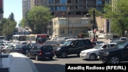 Azerbaýjanyň paýtagty Baku