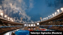 Opening ceremony of the European Games in Minsk on June 21