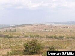 Виноградники на Федюхиных высотах