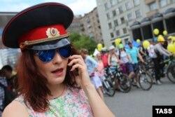 Велопарад в Москве, 31 мая 2015 года