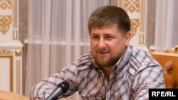 Претседателот на Чеченија Рамзан Кадиров