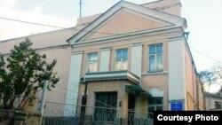 Здание старинной мечети в Днепропетровске
