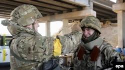 "Украинин ""Аьттухьара сектор"" тIеман тобанан тIемалой."