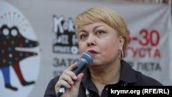 Президент Koktebel Jazz Festival Лілія Млинарич