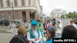 II Дөнья Татар хатын-кызлары корылтае мизгелләре