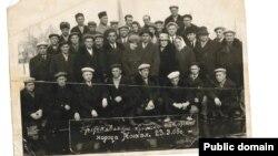 Участники крымскотатарского национального движения. 1966 год. Архив акции «Хатыра»