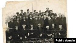 Учасники кримськотатарського національного руху, 1966 рік. Архів телеканалу ATR