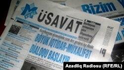 «Yeni Müsavat» qəzeti