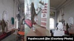 Помещения собора в Симферополе