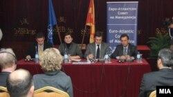 Евро-атлантскиот совет на Македонија ги презентира ставовите и анализите за Новиот стратешки концепт на НАТО 2010-2020
