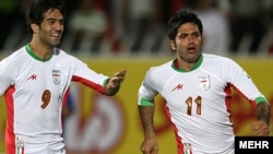 تیم ملی فوتبال ايران در مسابقات مقدماتی جام جهانی با تیم های سوریه، امارات متحده عربی و کویت همگروه است. (عکس از مهر)