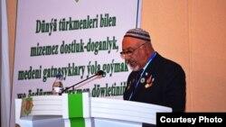 Aşgabatda Dünýä türkmenleri bileleşiginiň konferensiýasy geçirildi