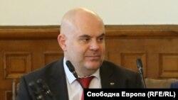 Зам.-главният прокурор Иван Гешев.