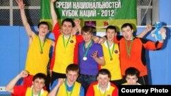 """Алтын туп"" татар футбол такымы"