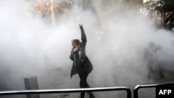 Протести в Тегерані, 30 грудня 2017 року