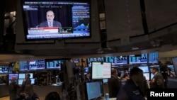 Финансовые рынки, ожидавшие, скорее, иного решения, реагировали стремительным ростом котировок