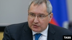 """We will build the cosmodrome by 2015, I promise,"" Russian Deputy Prime Minister Dmitry Rogozin said."