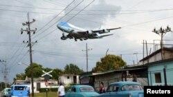 Барак Обама на Кубе