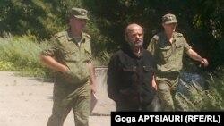 რუსმა მესაზღვრეებმა 55 წლის ზაზა თავაძე ქართულ მხარეს ერგნეთის საგუშაგოსთან გადასცეს