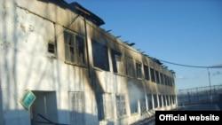 The maximum-security labor camp in Krasnokamensk, Siberia
