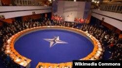 Сэсія НАТО ў Брусэлі. Архіўнае фота.