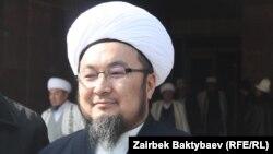 Экс-муфтий Кыргызстана Чубак Жалилов.