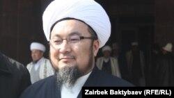 Бывший муфтий Кыргызстана Чубак ажы Жалилов.
