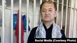 زمان احمدی کسی که به اتهام توهین به مقدسات مذهبی به ۲۰ سال حبس محکوم شده است