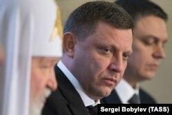 Олександр Захарченко, ватажок донецьких бойовиків