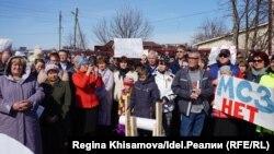 Активисты против МСЗ в Казани