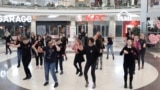 Belarus — One Billion Rising flashmob, 14Feb20