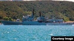 Anije e NATO-s në Detin e Zi