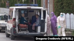 Akcija evakuacije štićenika, Niš, 13. april