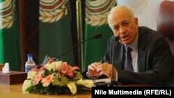 امين عام الجامعة العربية نبيل العربي