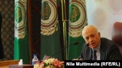 أمين عام جامعة الدول العربية نبيل العربي