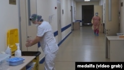 Медперсонал батумской клиники «Медальфа» (иллюстративное фото)