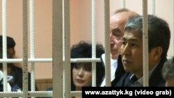 Данияр Нарымбаев менен Хажимурат Коркмазов сотто