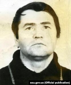 Іван Дзюба, фото з кримінальної справи після його арешту в 1972 році