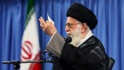 گزارش جواد کوروشی از سخنرانی آیتالله خامنهای در عید غدیر