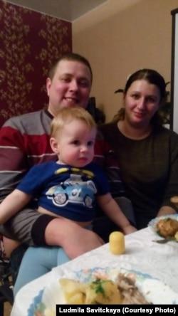 Семья Григоровых