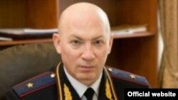 Вячеслав Бучнев, глава управления МВД по Марий Эл, покончивший жизнь самоубийством.