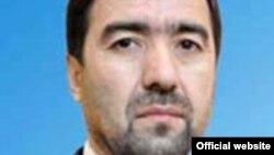 Бывший член политсовета запрещенной Партии исламского возрождения Таджикистана (ПИВТ) Шамсиддин Саидов.