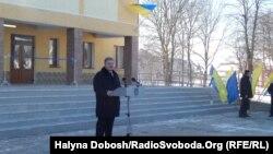 Петро Порошенко на Івано-Франківщині, 10 лютого 2017 року