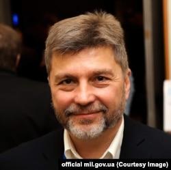 Олександр Поліщук, заступник Міністра оборони України