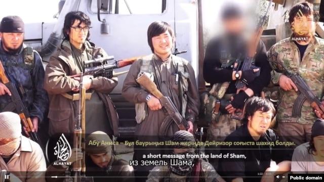 Сириядағы «жиһадшы қазақтар» туралы тағы бір видео тарады!..