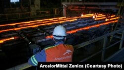 Radnik Arcelor Mittala, Zenica