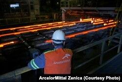U preduzeću ArcelorMittal je zaposleno oko 2.200 radnika